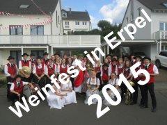 2015 Weinfest in Erpel