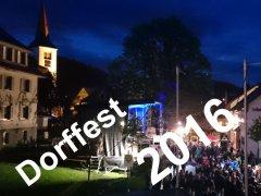 2016 Dorffest