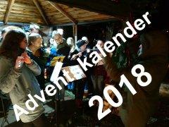 2018 Adventskalender